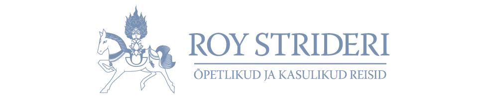 Roy Strideri õpetlikud ja kasulikud reisid