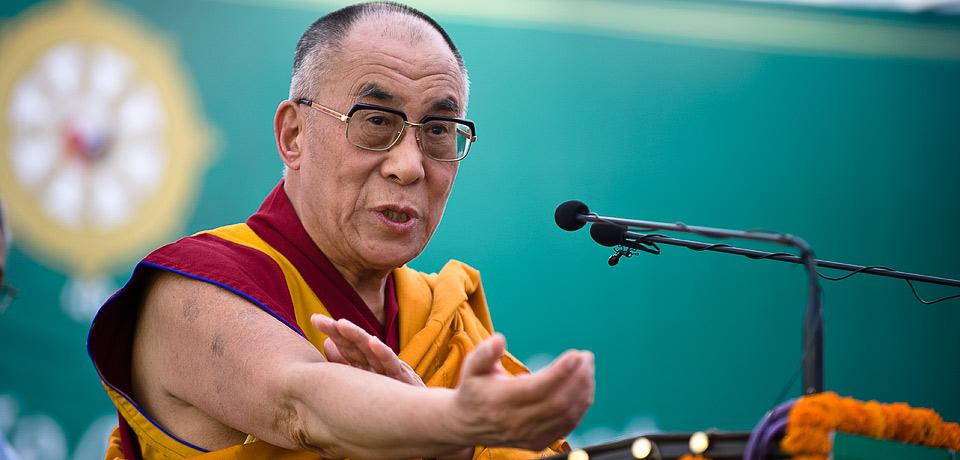 Tema Pühadus XIV dalai-laama. Foto: www.dalailama.com