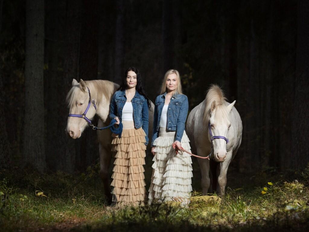 Mustamõisa hobused. Foto: Rene Türk