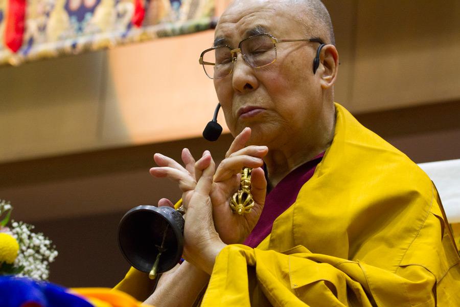 Tema Pühadus dalai-laama. Foto: www.dalailama.com