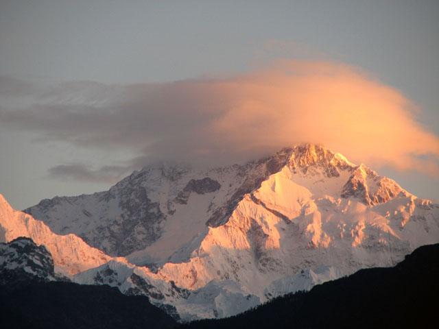 Kangchendzongka. Foto: himalayanwonders.com
