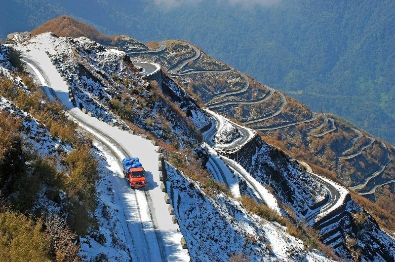 Sikkim. Foto: thomascook.in