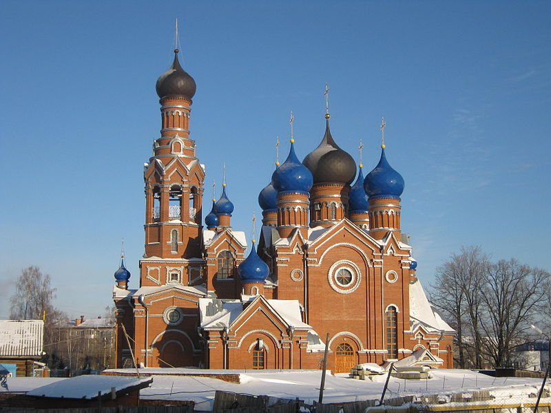 Katedraal Tšeboksarõs. Foto: Komanda Kotšujushie
