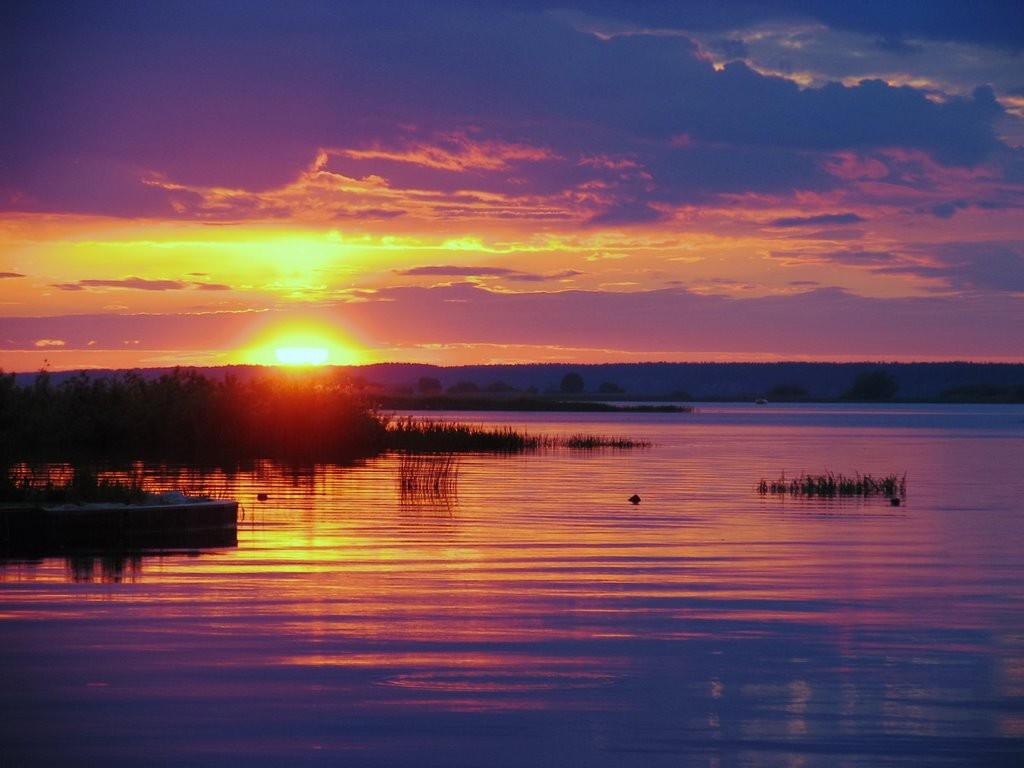 Loojang Volga jõel. Foto:  Igor Oliferovski