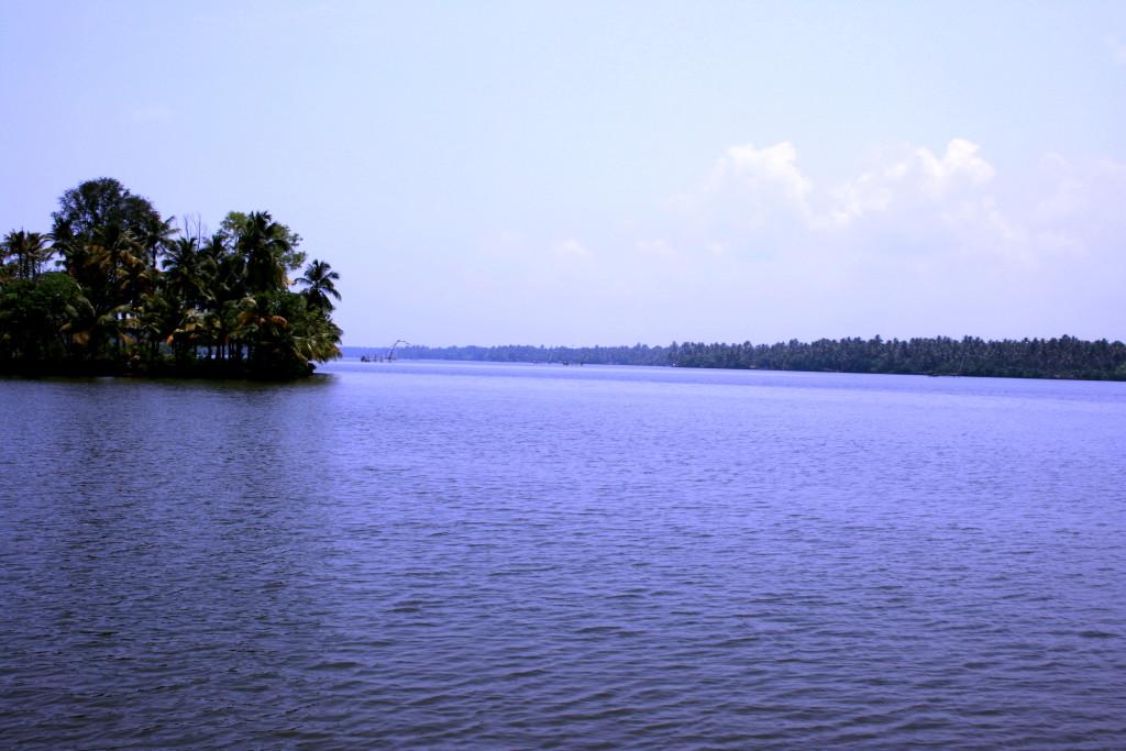 Laguun Cherais. Foto: Kerala.com
