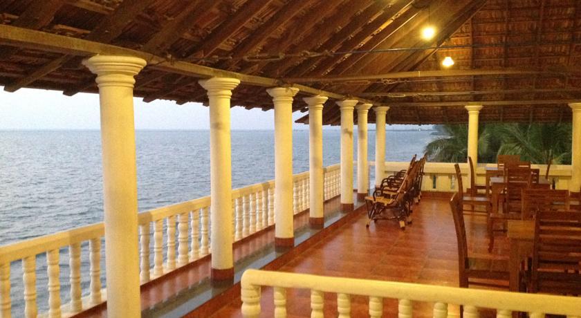 Onetree hotell Cherai rannal. Foto: Onetree