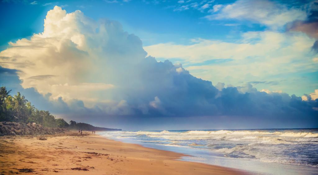 Päikesetõus Cherai rannal. Foto: Wikipedia