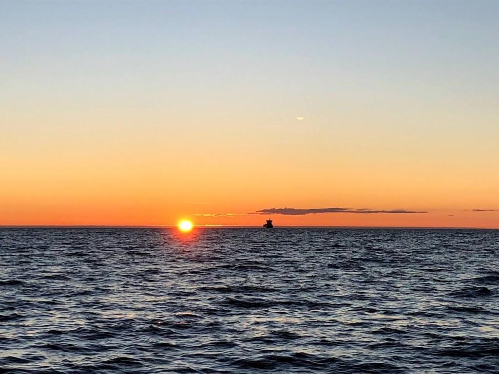 Vaade purjelaev Formica pardalt. Foto: Burājam Rojā Yacht Formica